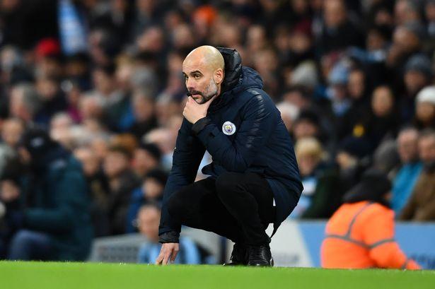 Manchester City Masih Di Bawah Real Madrid
