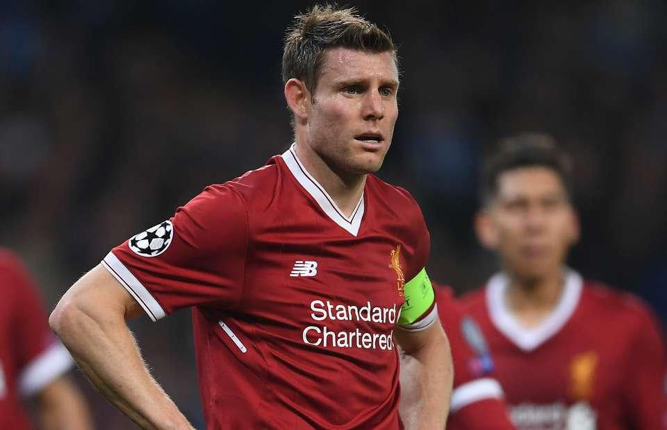 Liverpool Harus Mencari Pemain Pengganti James Milner