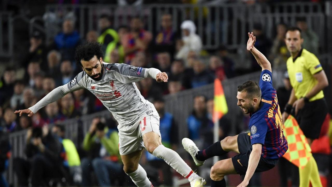 Liverpool Mengalami Kesialan Dengan Melawan Barcelona