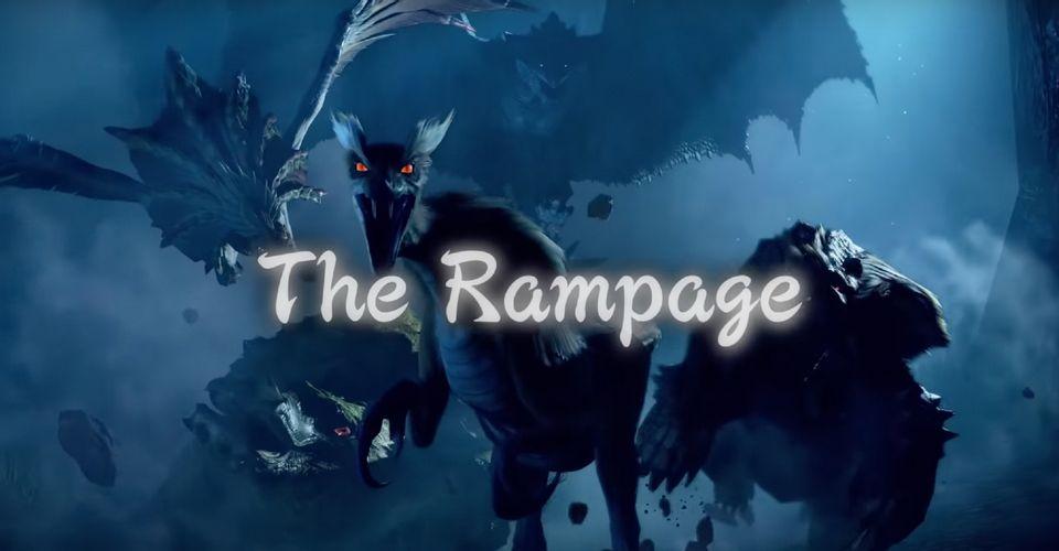 Trailer Monster Hunter Rise Baru Menunjukan Monster Yang Mengamuk