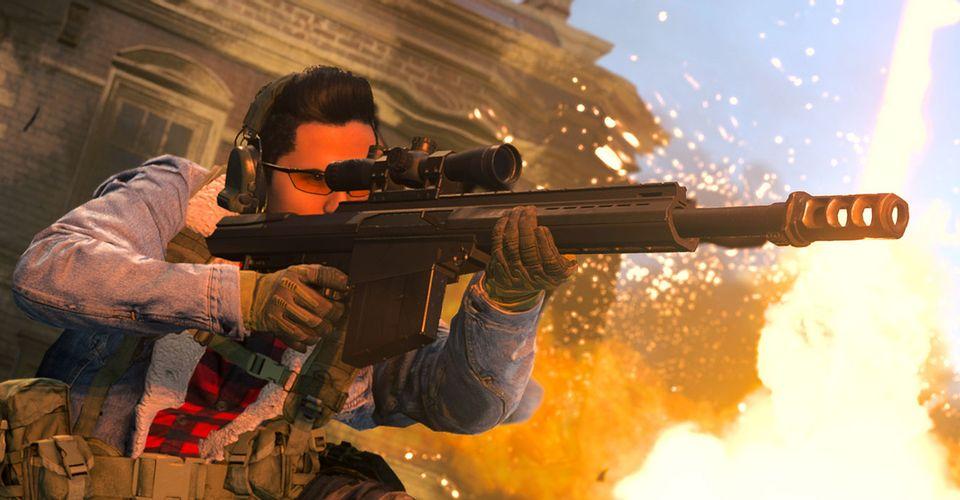 Fans Call of Duty: Warzone Membuktikan Kemampuan Dari Koordinasi Snipes